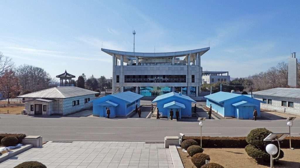 Una de las fronteras más fascinantes del mundo es la DMZ entre las 2 Coreas