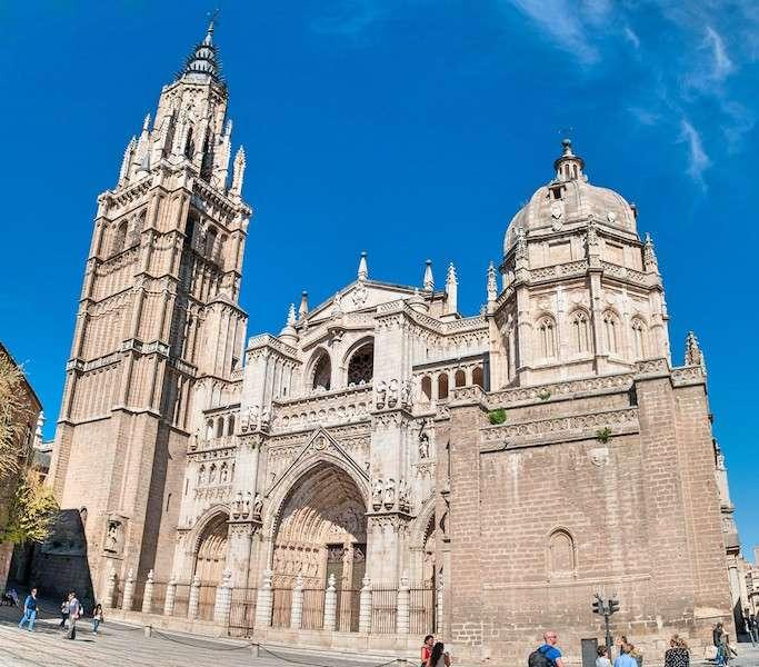 La catedral de Toledo es un lugar que ver en Toledo