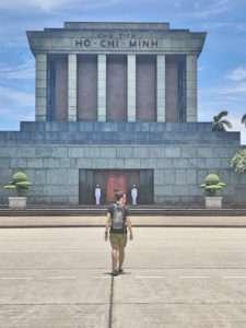 El mausoleo de Ho Chi Minh es una de las mejores cosas que hacer en Hanoi